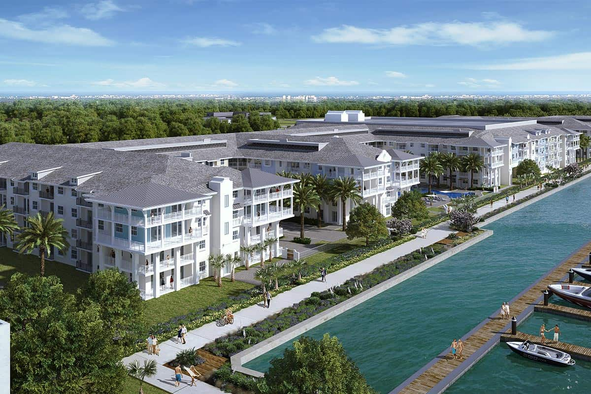 Luxury Waterfront Tampa Apartments